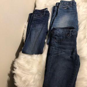 Girls Jeans Bundle: old Navy, gap kids, Joe's Jean